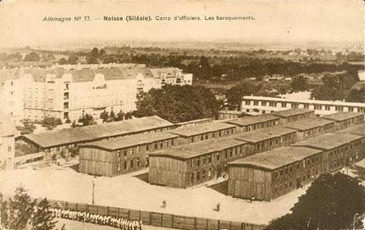 Jeńcy wojenni w Nysie od 1741 do 1939 roku.