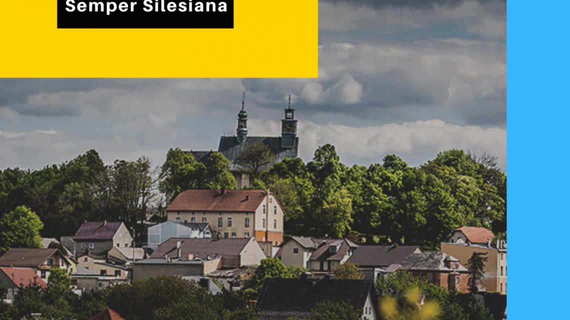 """Projekt okładki pierwszego numeru """"Silesiana"""""""